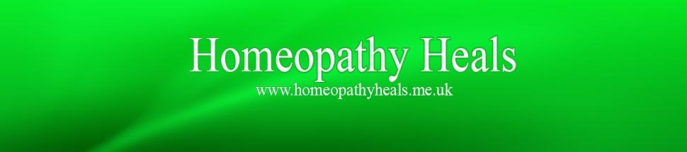 Homeopathy Heals Vital Medicine